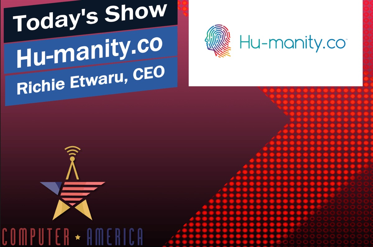 Hu-manity Interview, Talking Digital Life And Rights, w/ Technology News!